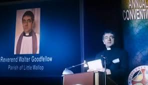 Reverend Walter Goodfellow